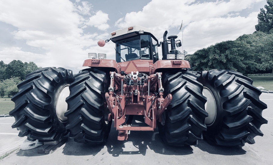 Construction and agricultural machinery